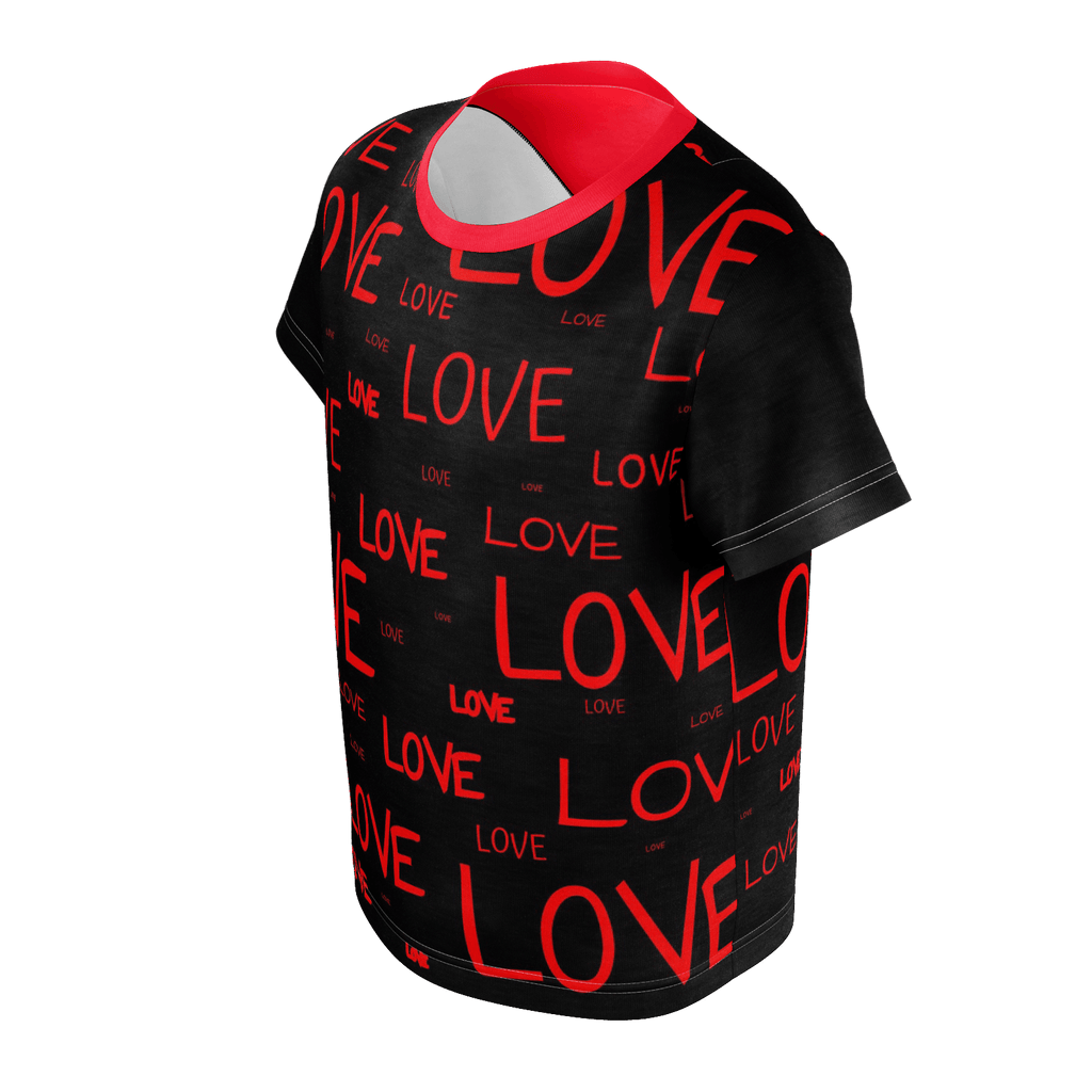 LOTS OF LOVE (Toddler's T-shirt)