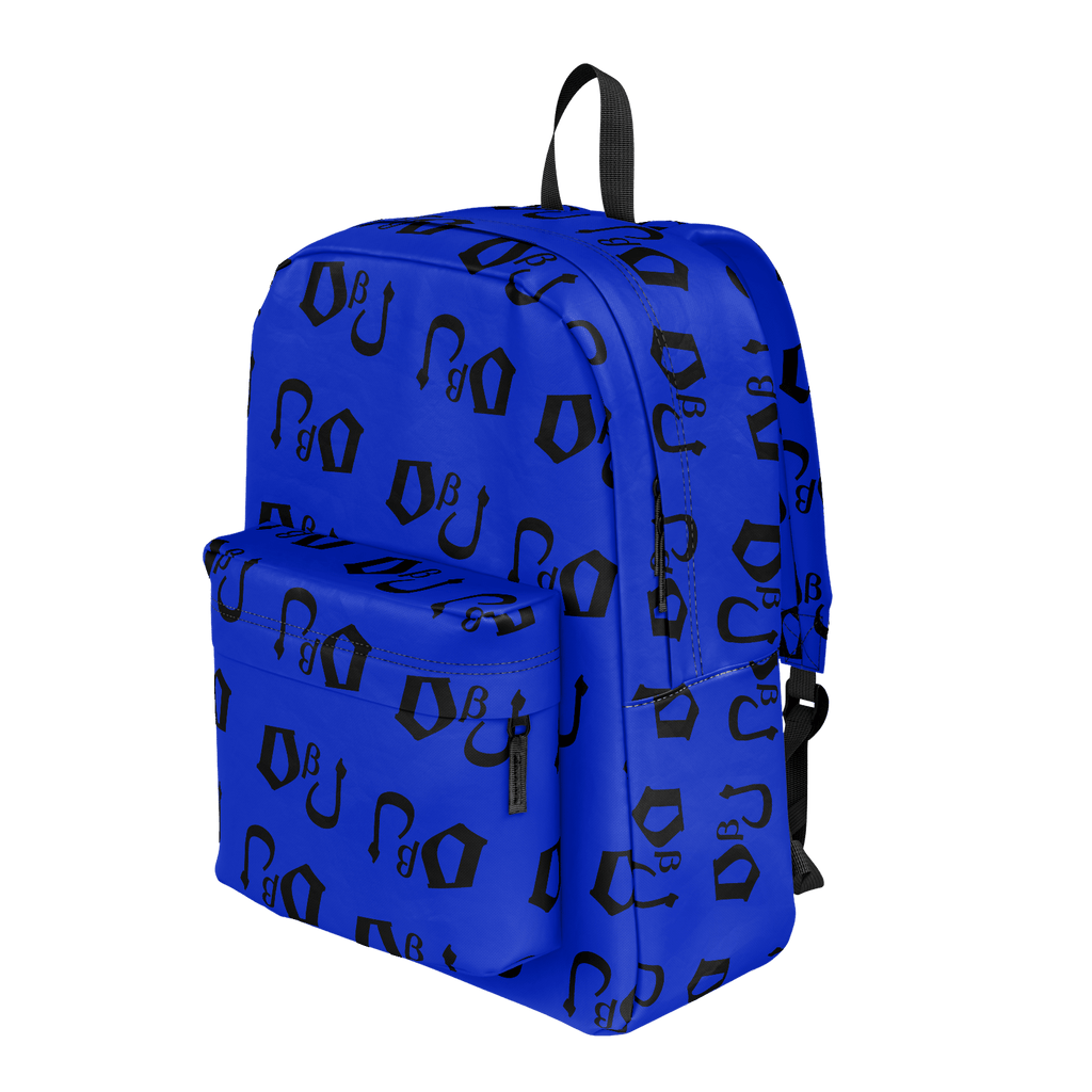 DbJ Classic Backpack (Blue)