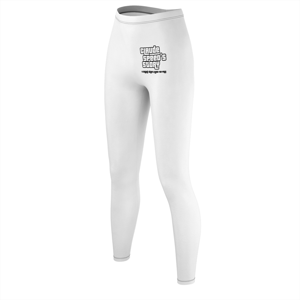 Claude Speed's Story Leggings
