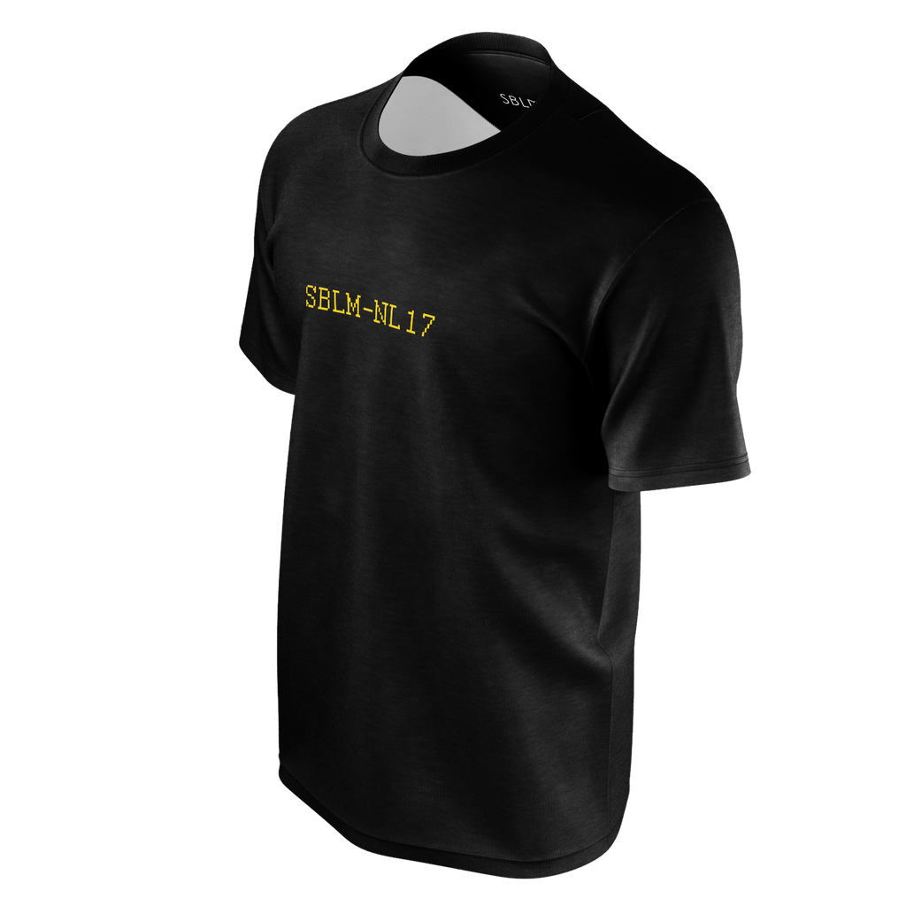 SBLM-NL17 Black T-shirt