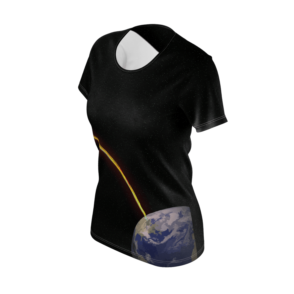 Crash Landed Women's T-Shirt