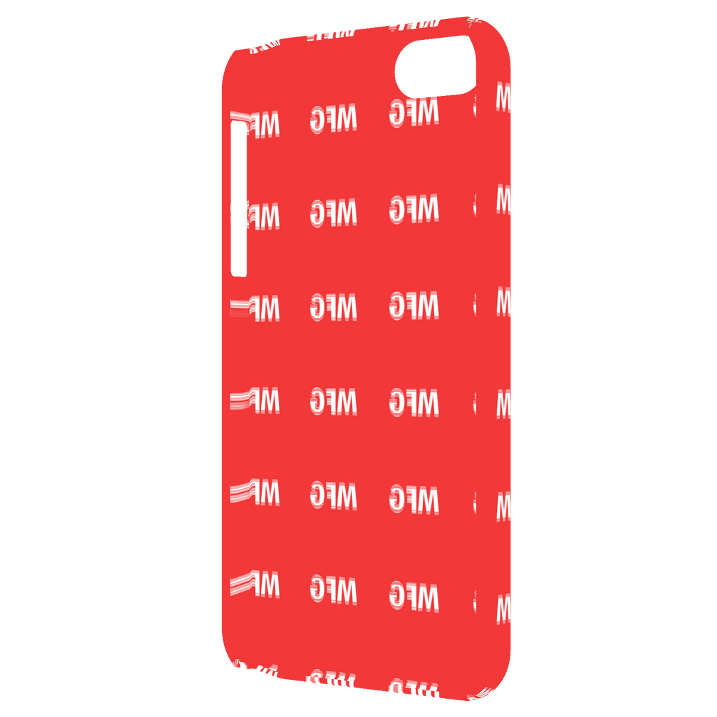MFG Repeat (small) IPhone 5 Slim Case