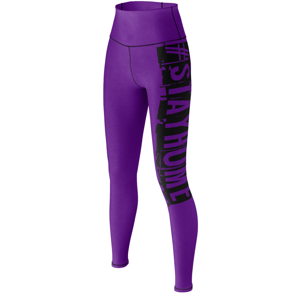 #StayHome Yoga Pants (Indigio 2)