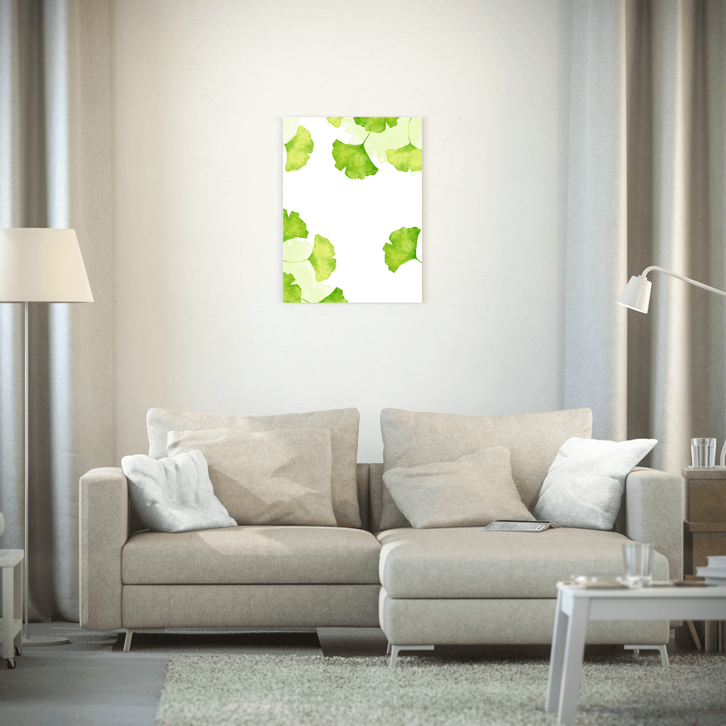 Poster vertical Leaf