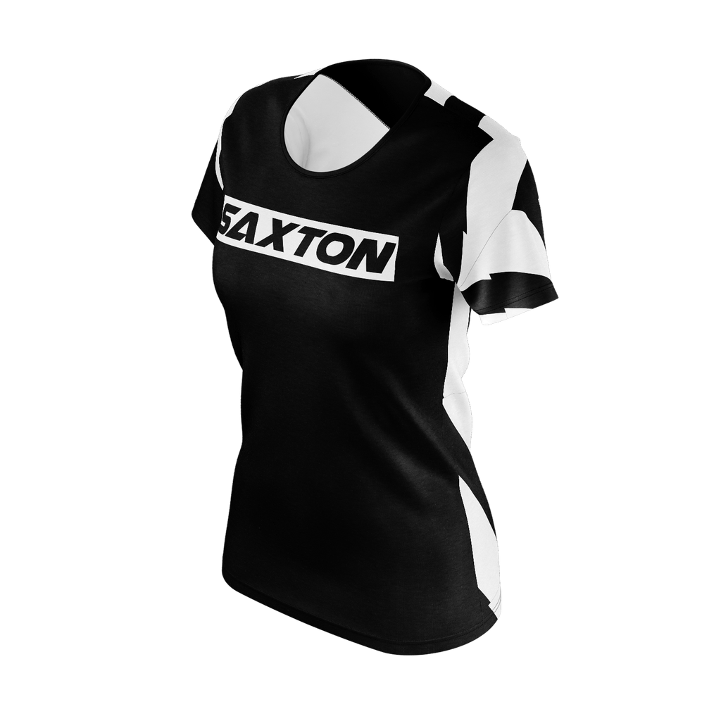 Womens Saxton B/W Shirt