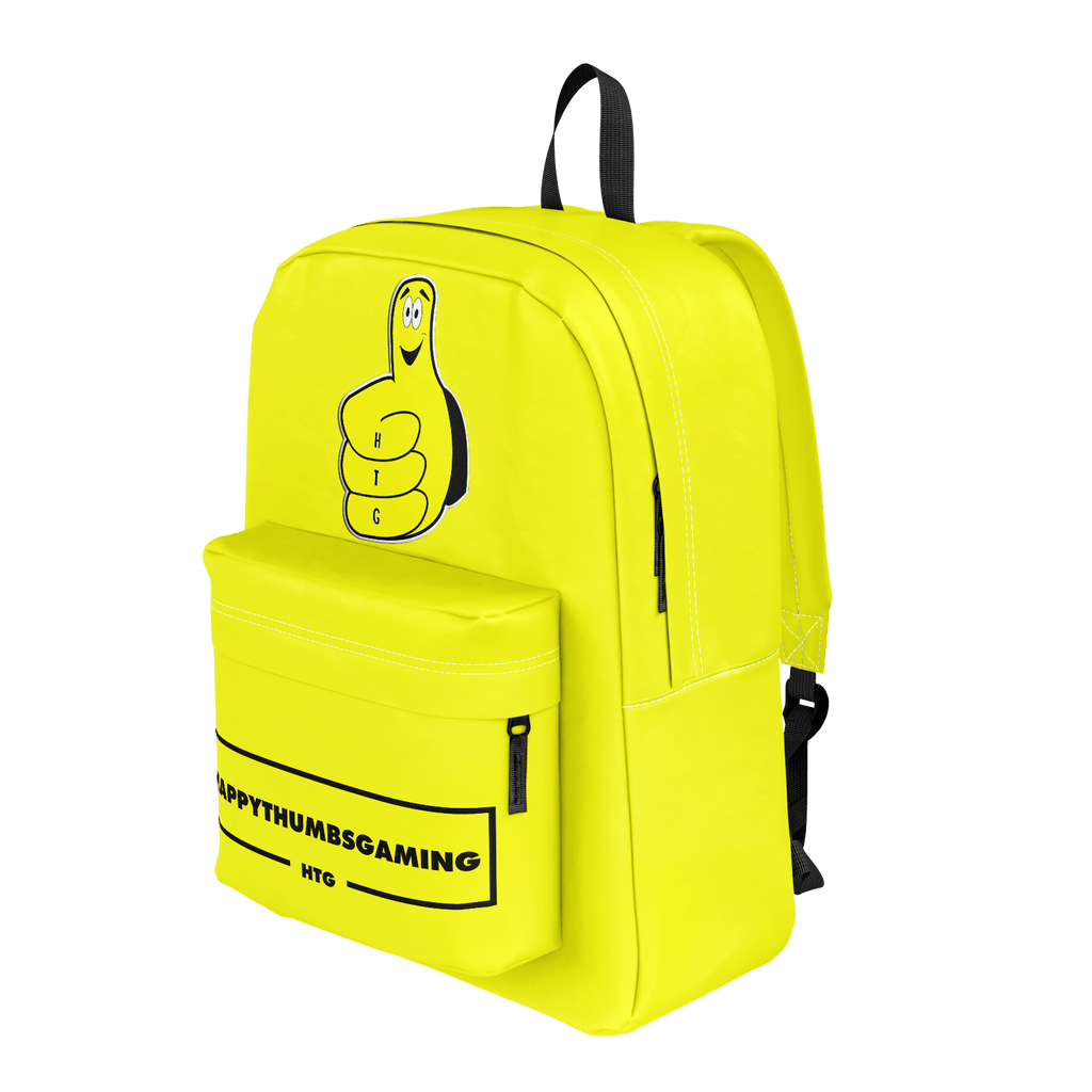 HTG Thumby Backpack (Yellow)