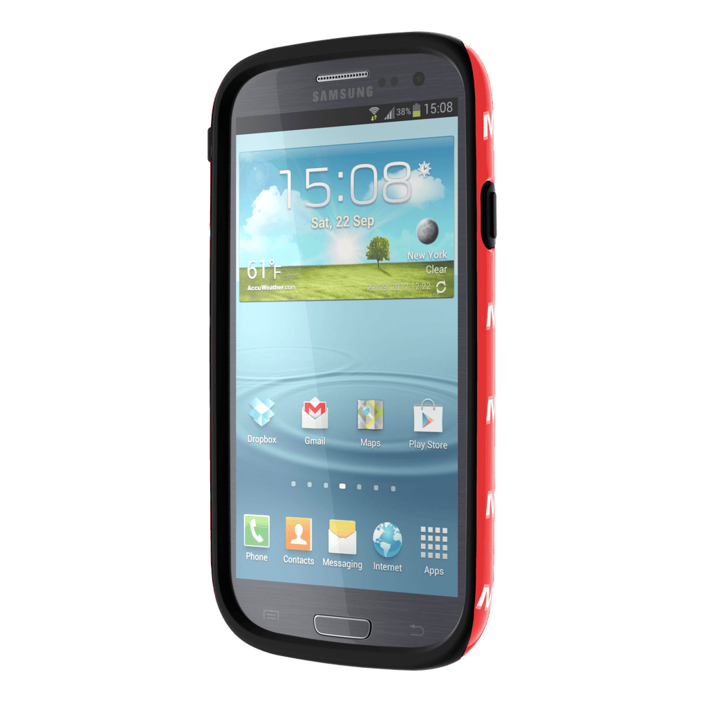 MFG Repeat (small) Samsung Galaxy S3 Tough Case