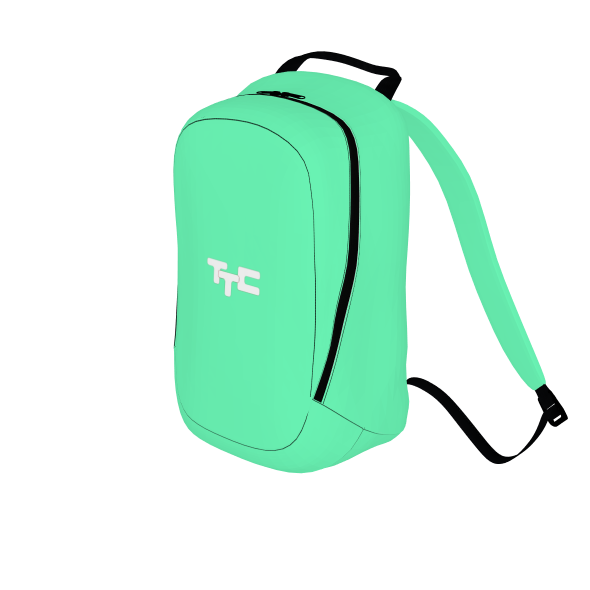 Tap Tap Click Logo Backpack