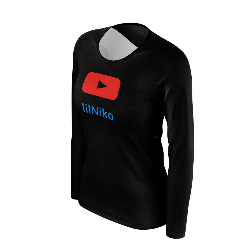 long sleeve shirts for grils lilNiko