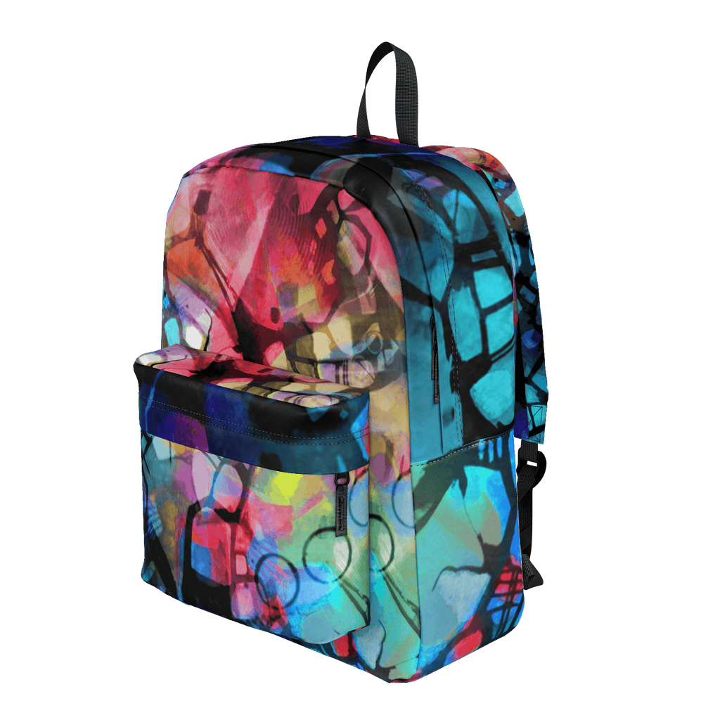 Night Decends Artwork Backpack