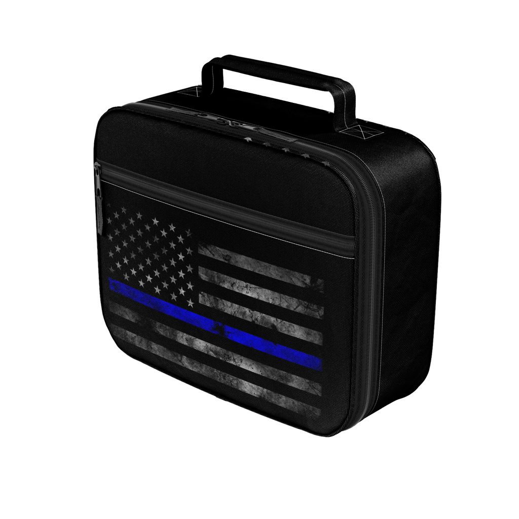 POLICE SUPPORTER LUNCHBOX