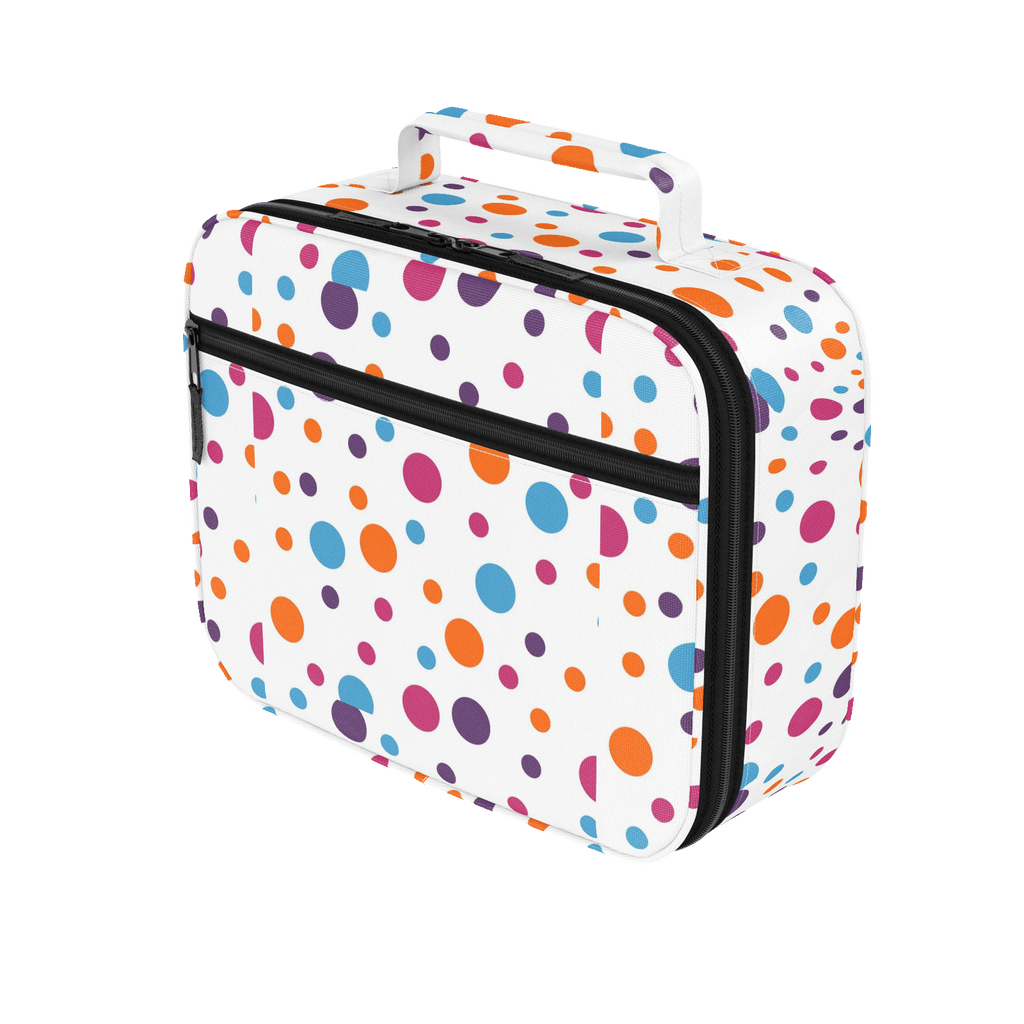 Dotty lunchbag