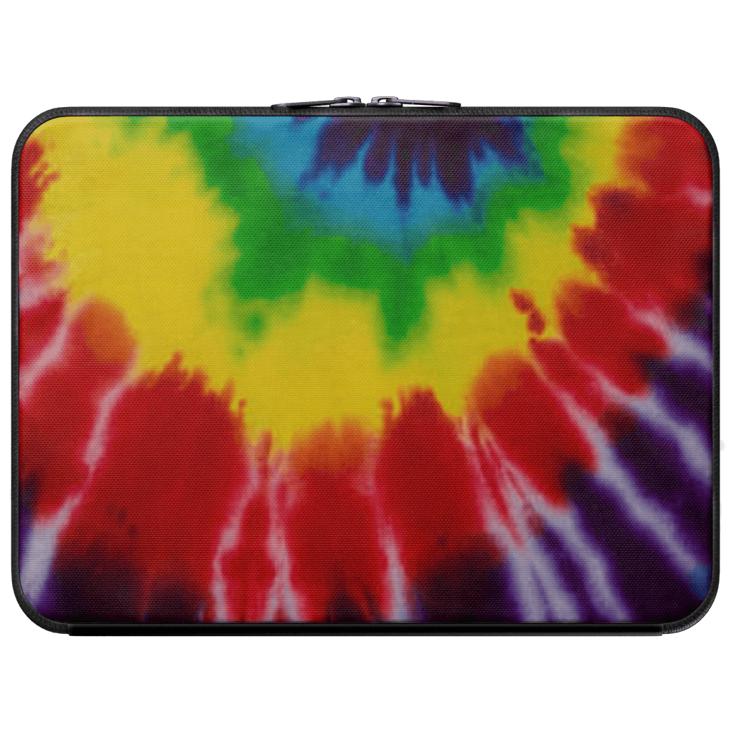 Tiedye Peak Laptop Sleeve