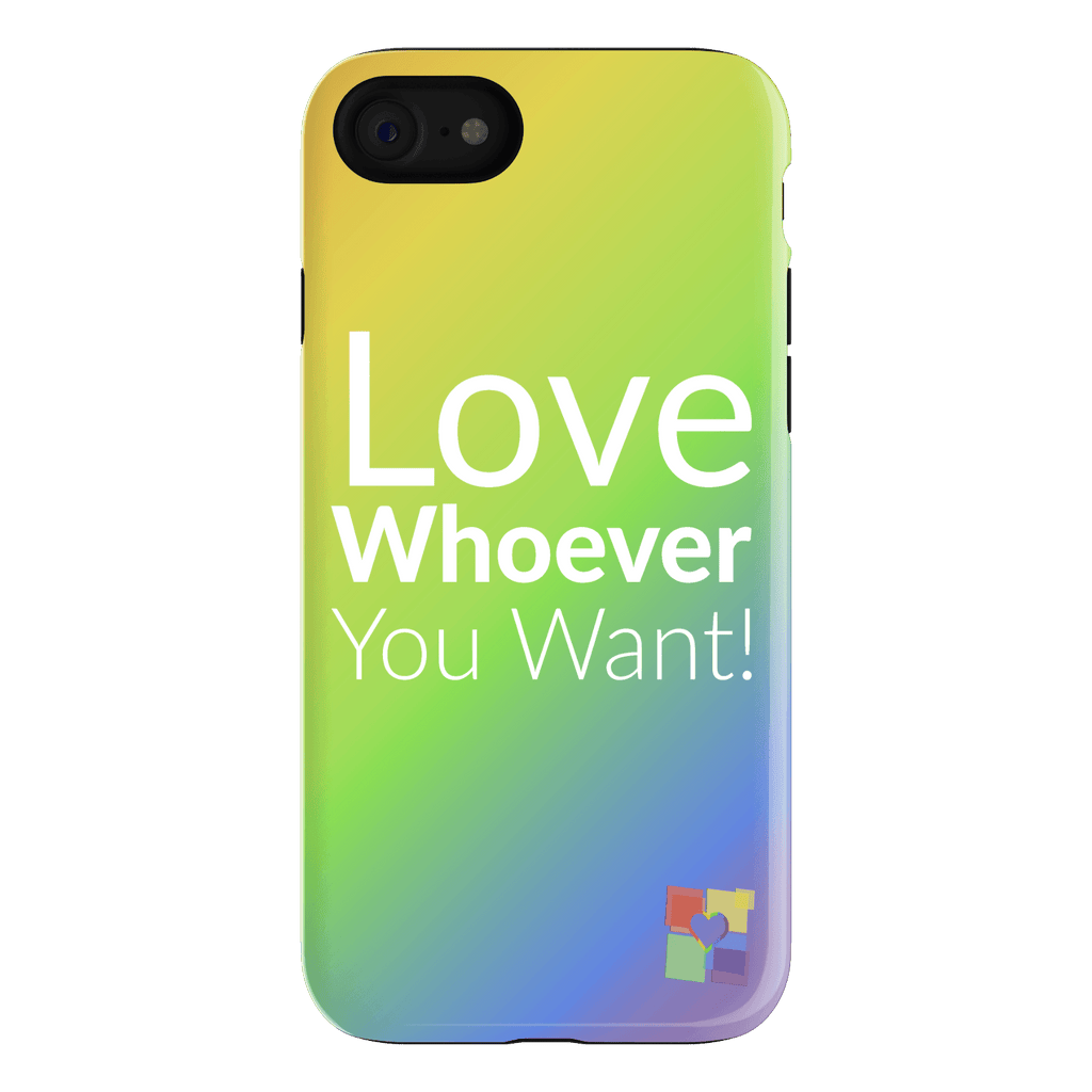 """Love Whoever You Want (2018)"" iPhone 7/iPhone 8 Case"