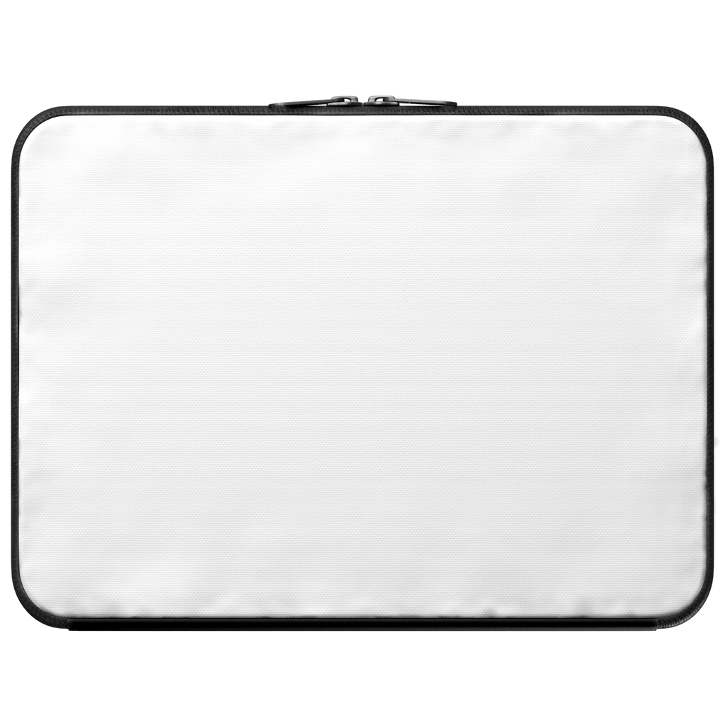 White Macbook Laptop Sleeve