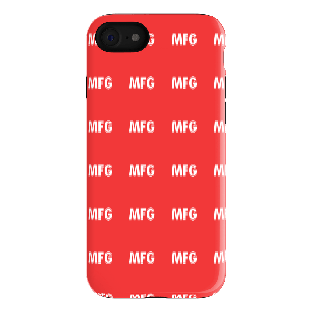 MFG Repeat (small) IPhone 7 Tough Case