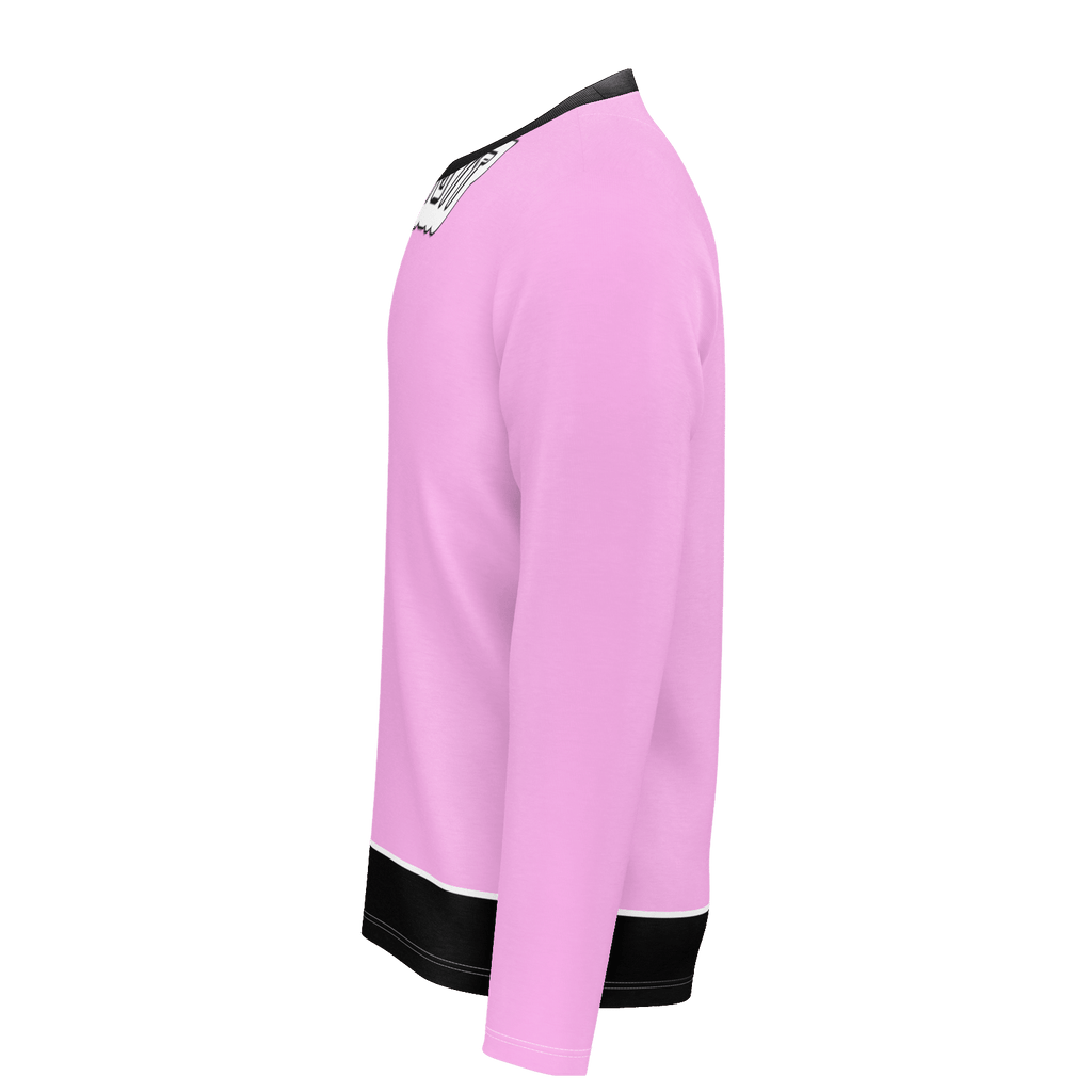 NO LIMIT LONG SLEEVE PINK (MENS)