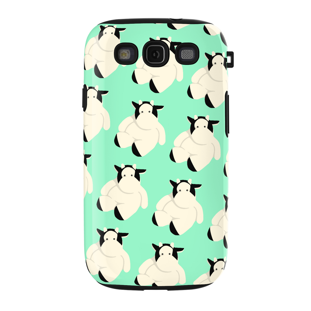 Samsung Galaxy S3 Big Fat Moo Tough Case