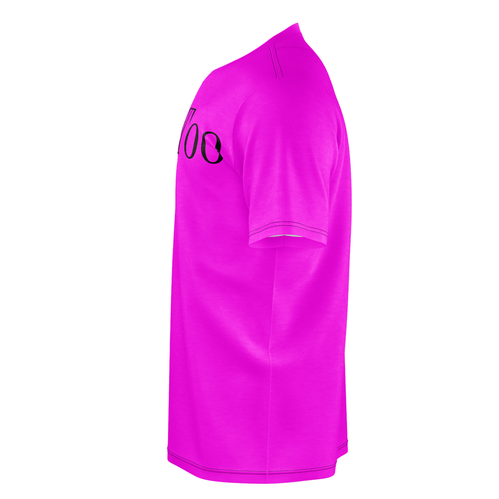 #MeToo Men's T-Shirt (Hot Pink)