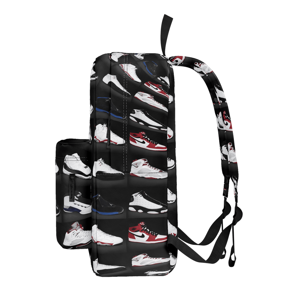 Sneaker Head Bookbag