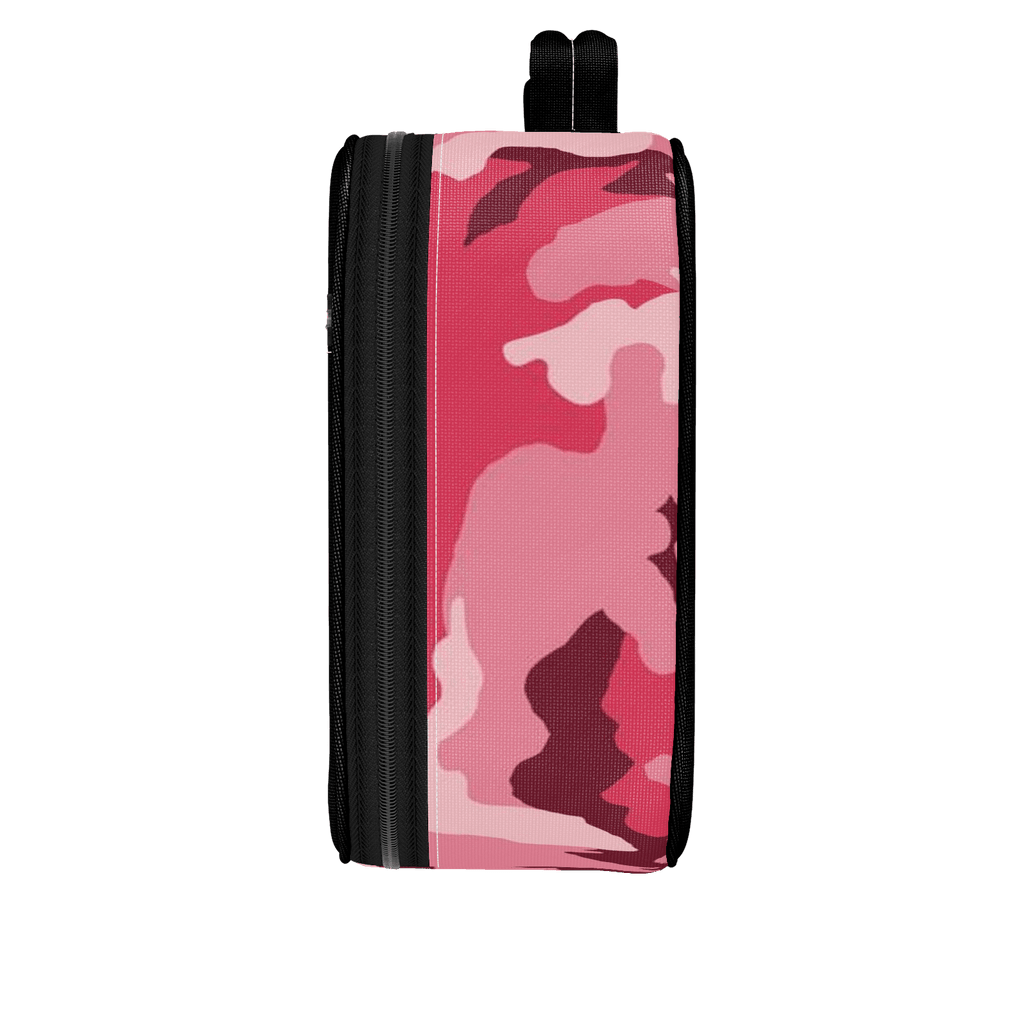 Pink Camo Peak Lunchbox