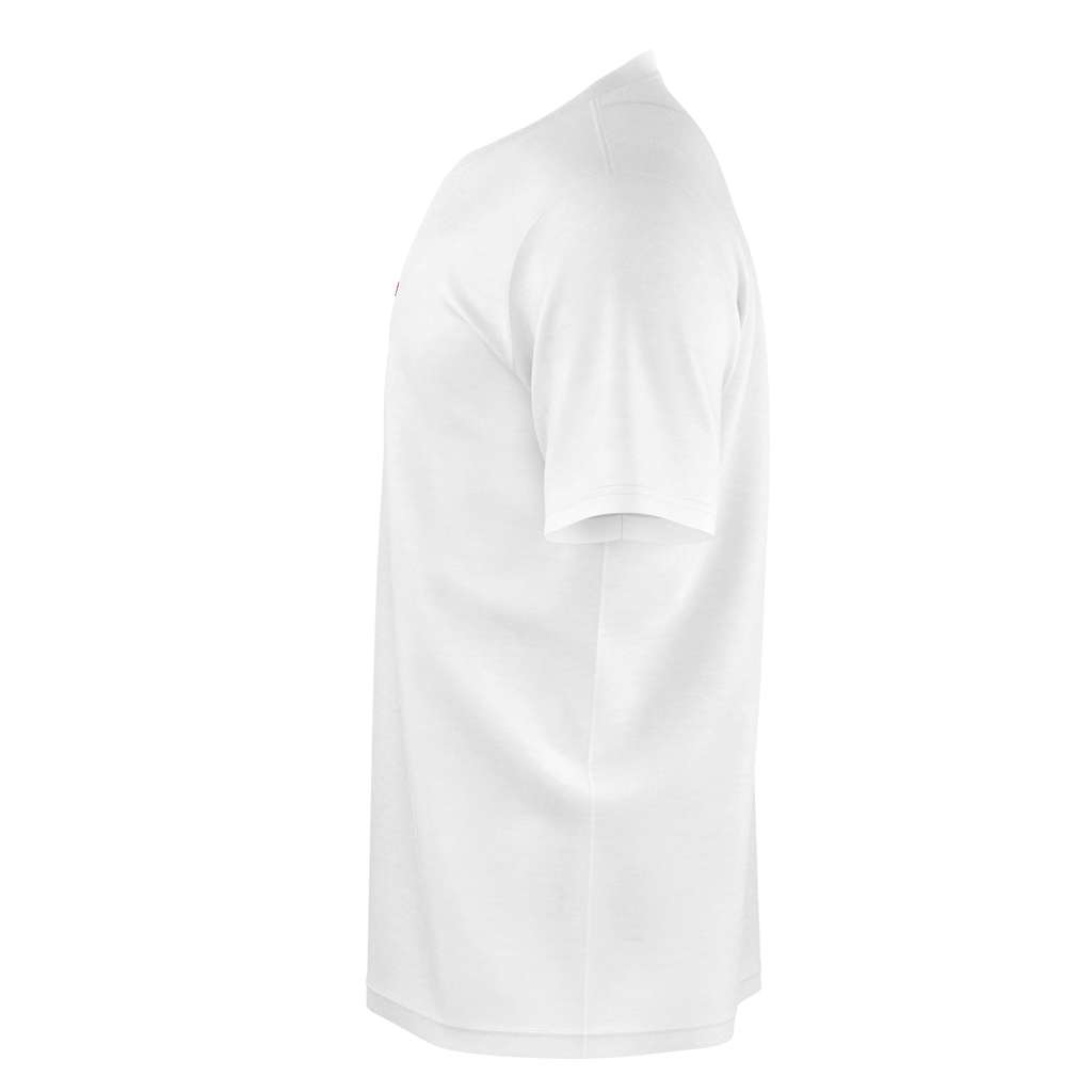 Ok. Plain White Tee