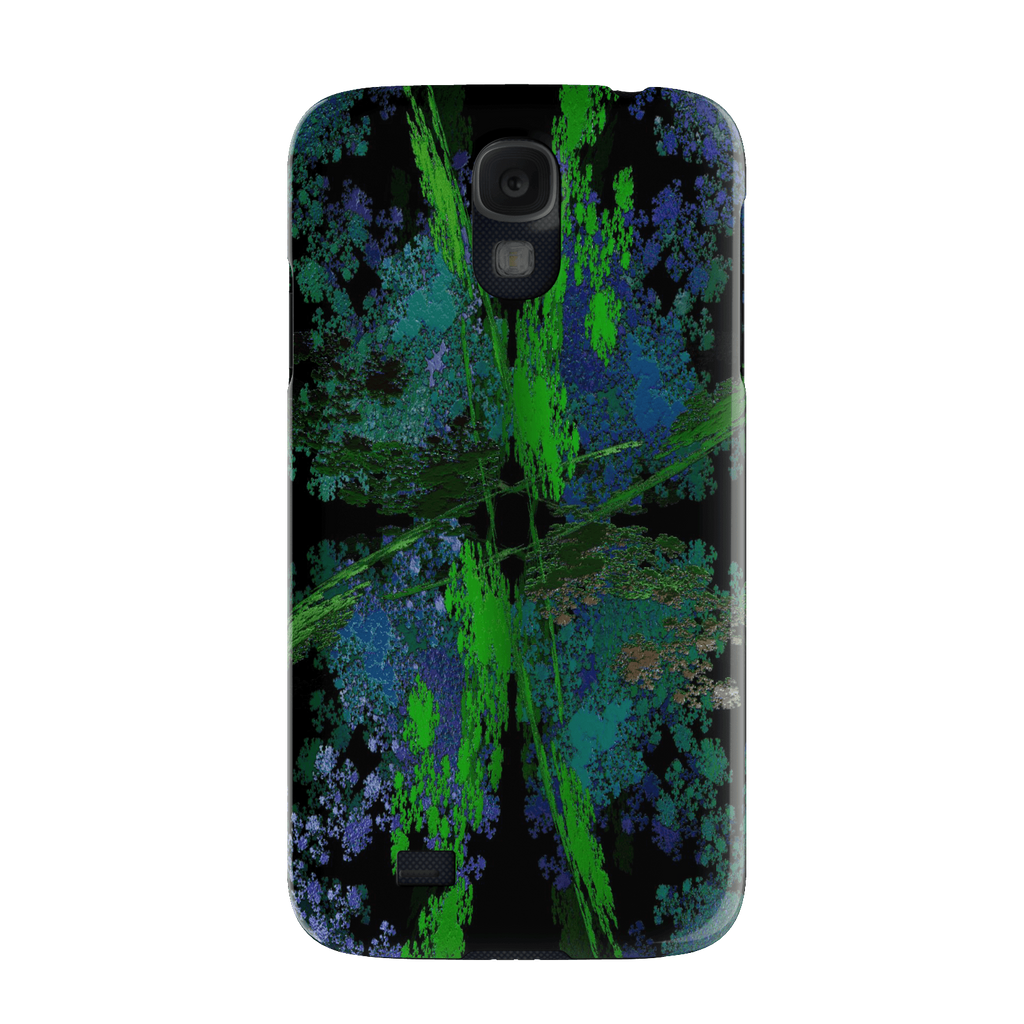 blue-green algae Galaxy s4 Slim Case