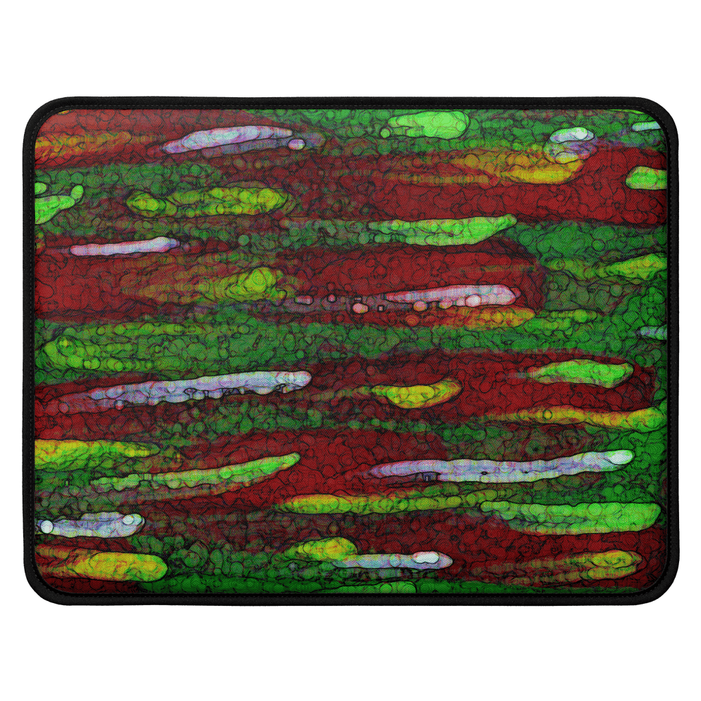 Red Paint Daubs Envelope Laptop Sleeve