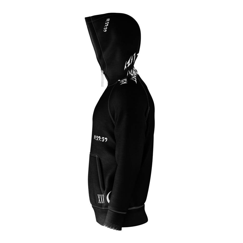 "Revenge At Midnight Zip Hoodie ""12AM"" Collection"