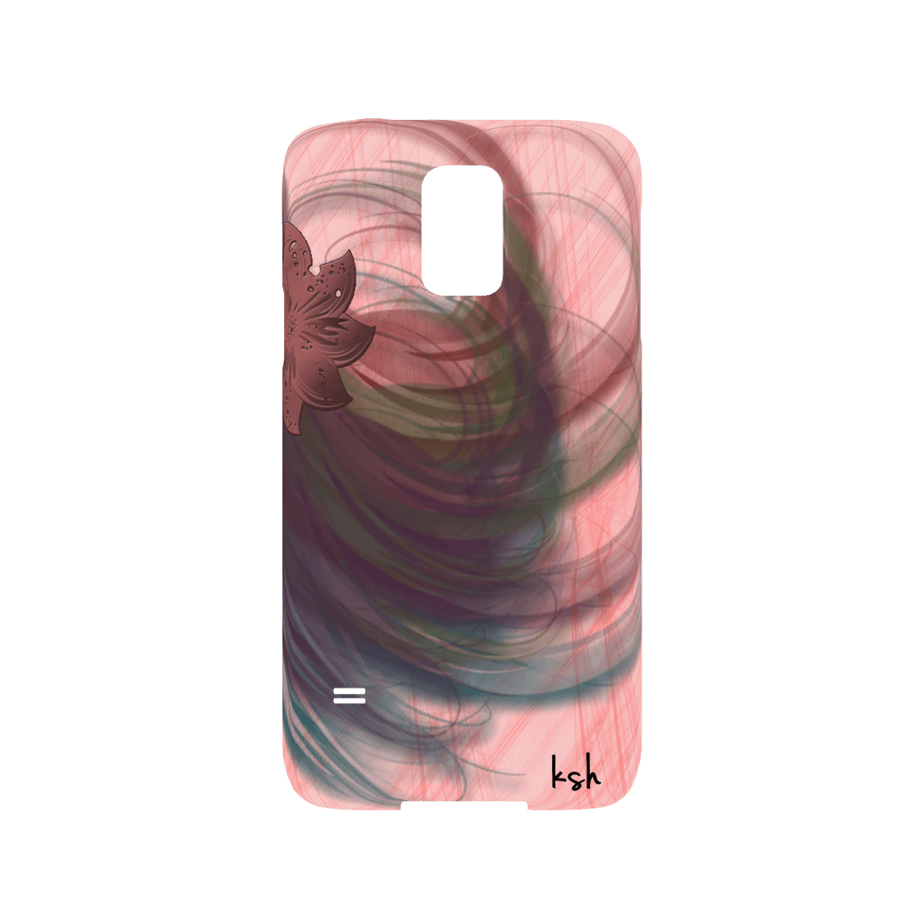 "ksh, ""Windy Day"", Samsung Galaxy S5 Slim Case"