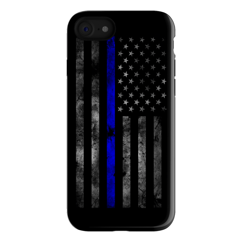 IPHONE 7 POLICE SUPPORTER CASE (TOUGH CASE)