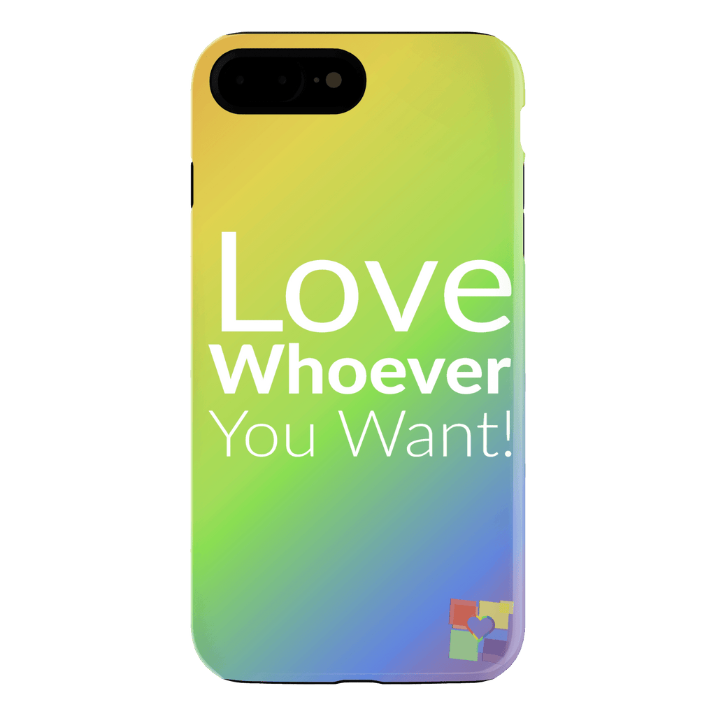 """Love Whoever You Want (2018)"" iPhone 7 Plus/iPhone 8 Plus Case"