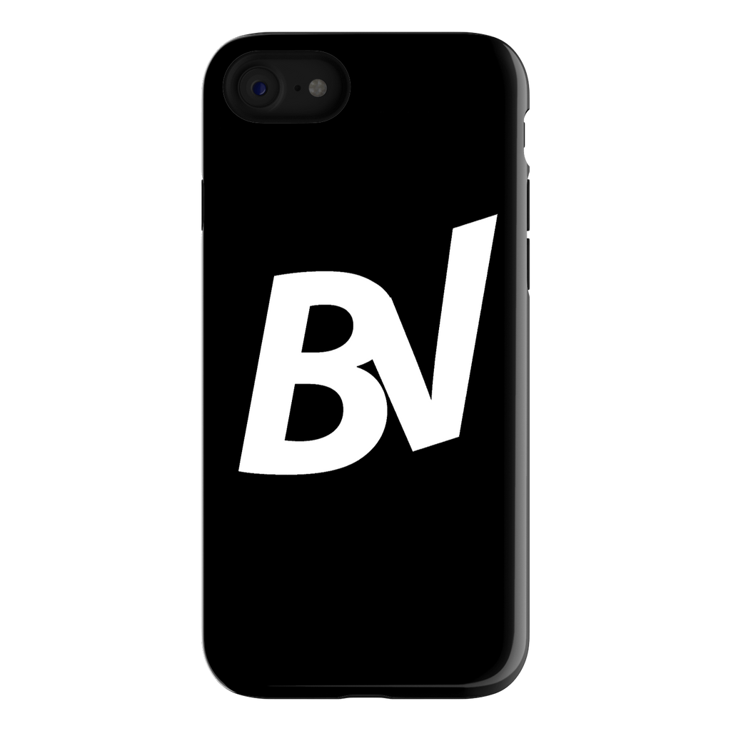 Classic BV Logo Black Iphone Case