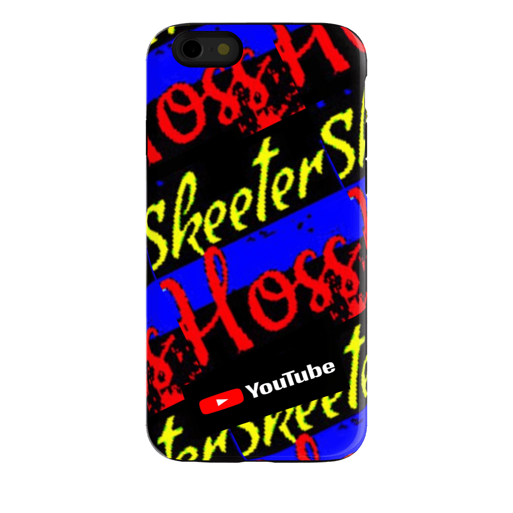 Official Skeeter Hoss Youtube iPhone 6s Tough Case!