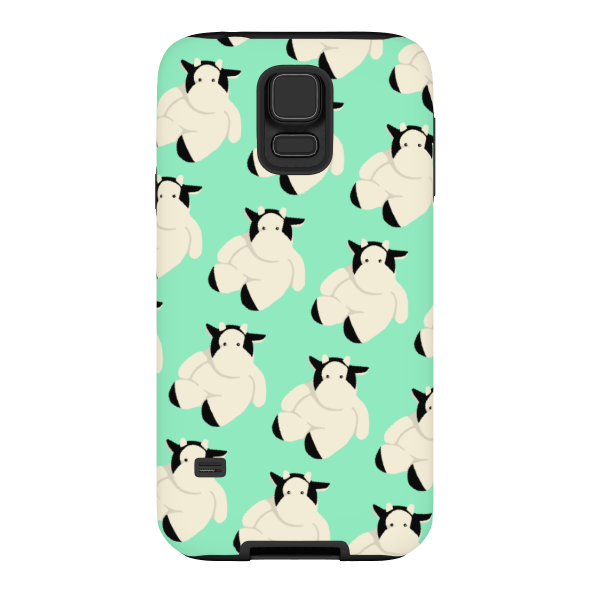 Samsung Galaxy S5 Big Fat Moo Tough Case