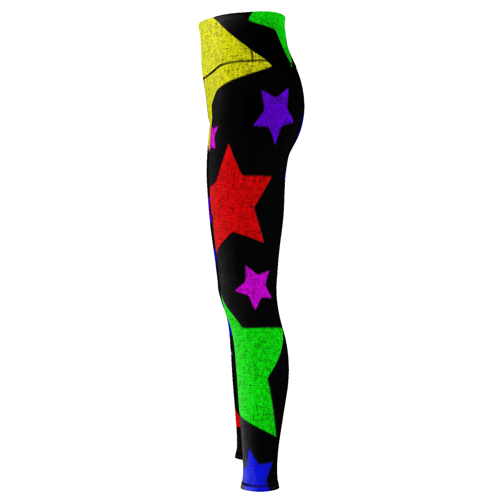 Stars (WP) Yoga Pants