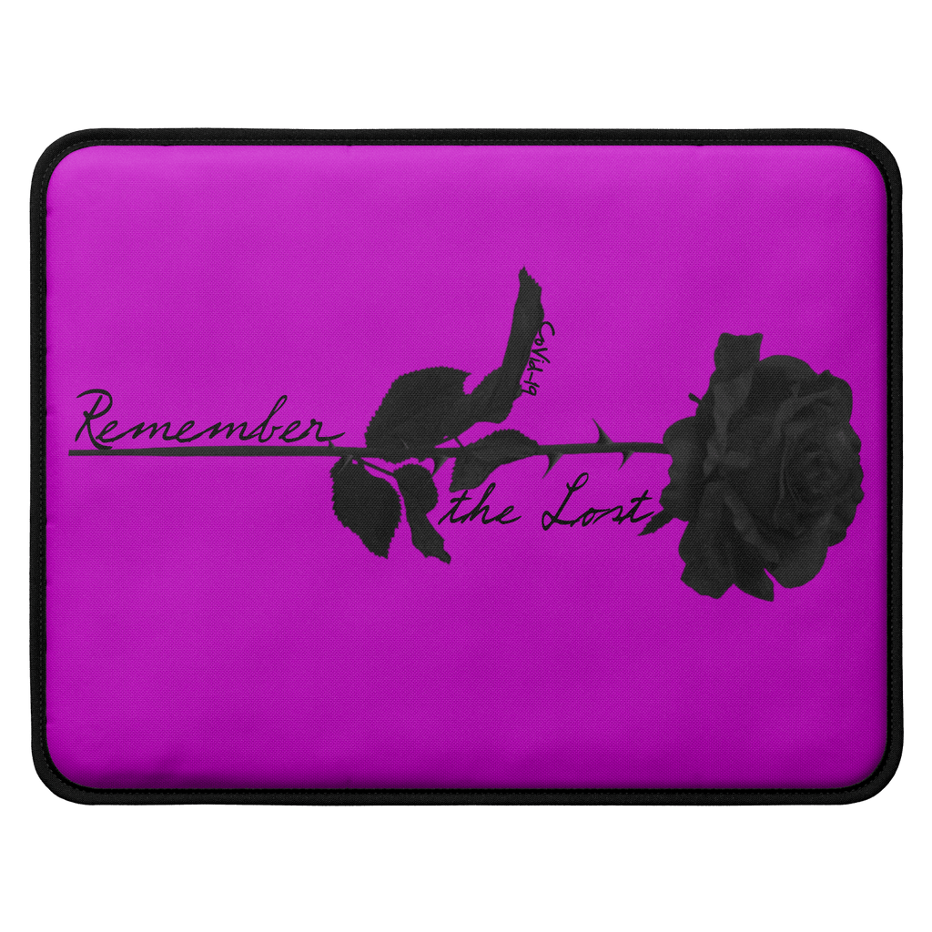 Remember the Lost Envelope Laptop Sleeve (Pink)