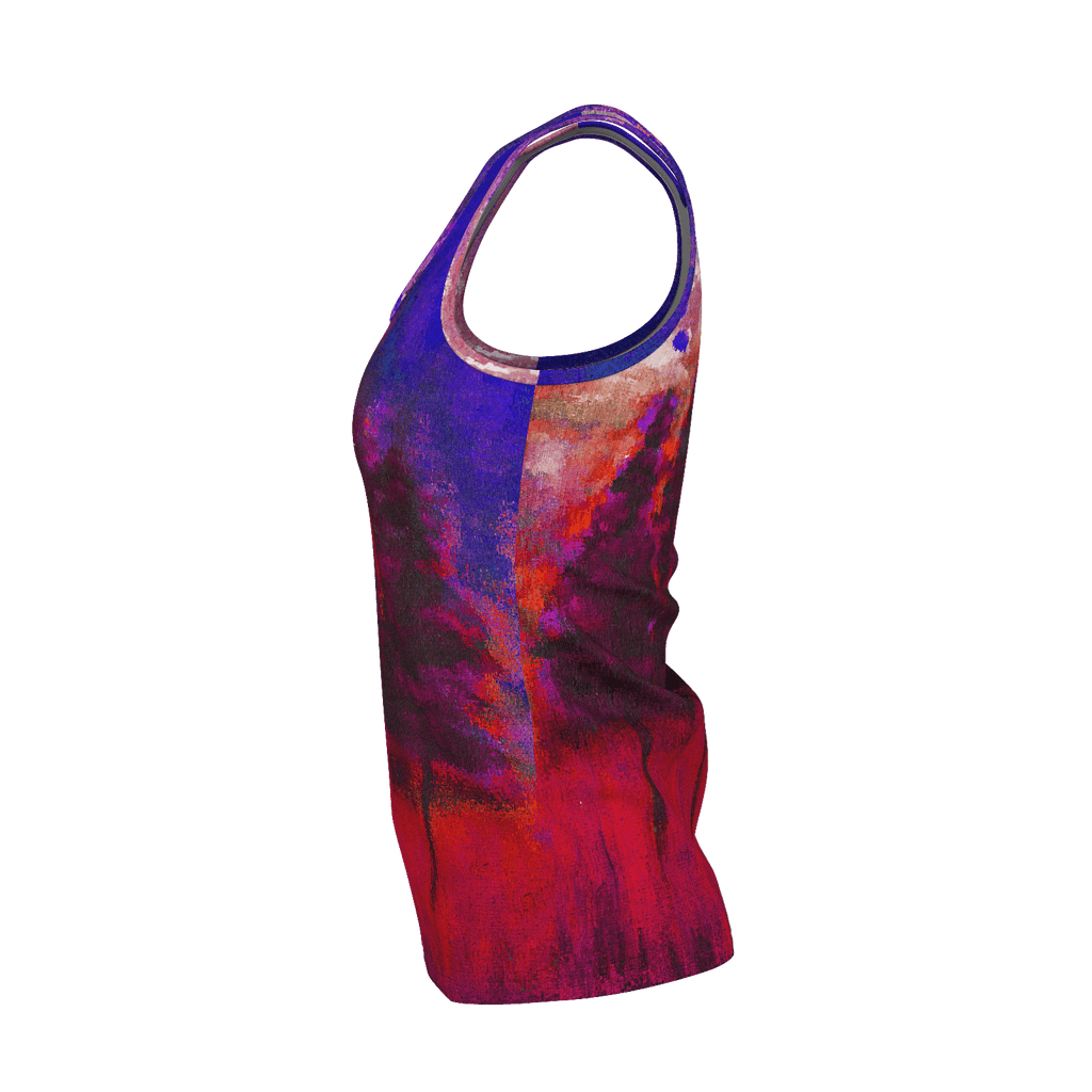Red Forest Women's SJ Tank Top