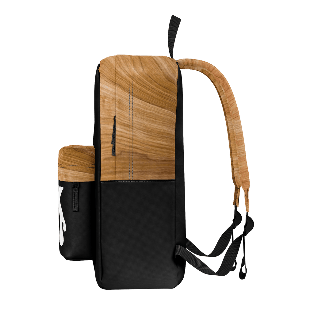 Wooden Design Peak Backpack