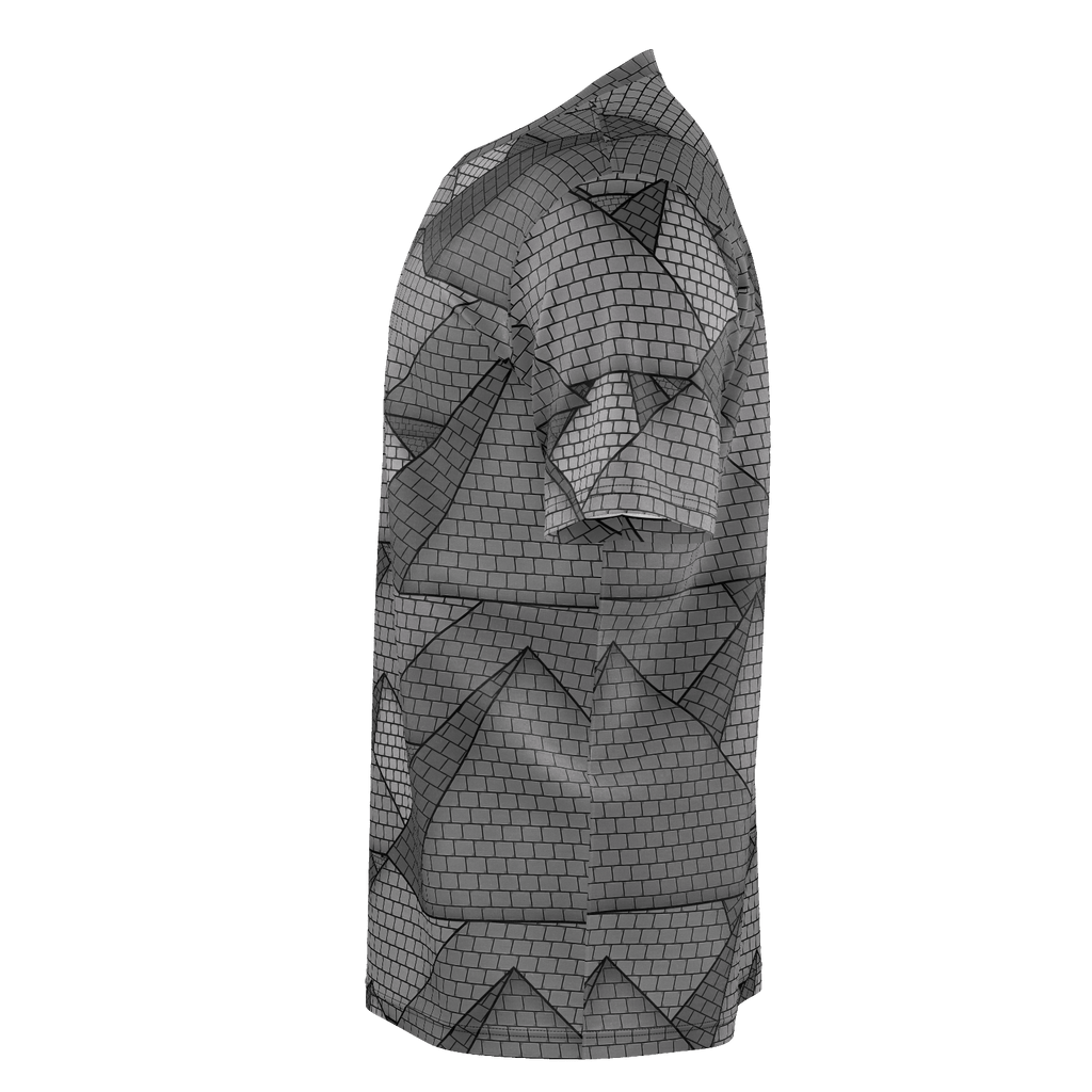 Giza Pyramids Patterned GrayscaleLite Zoomed