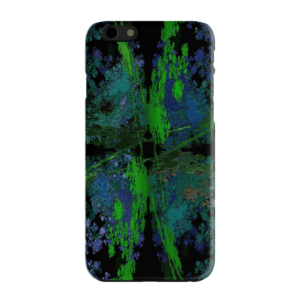 blue-green algae  iPhone 6 Slim Case