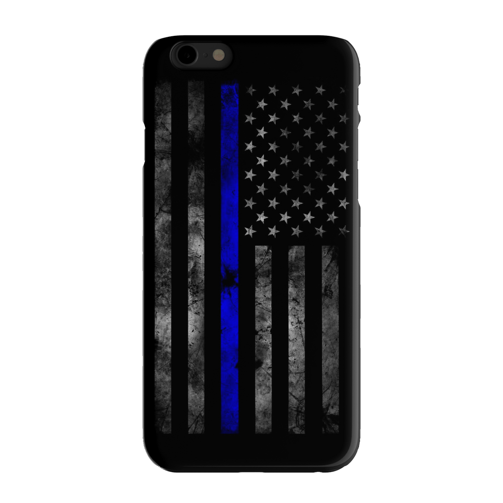 POLICE SUPPORTER IPHONE 6 CASE (SLIM CASE)