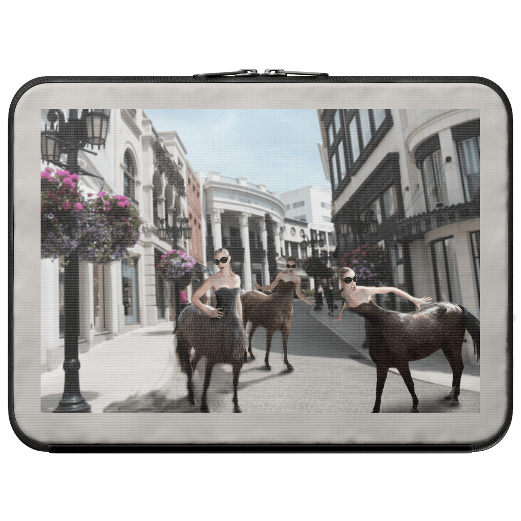 Snobby Centaurs Laptop Case