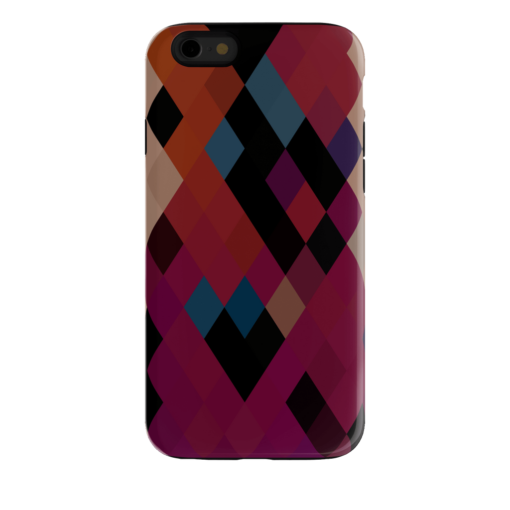 Colors Squared iPhone 6s Tough Case
