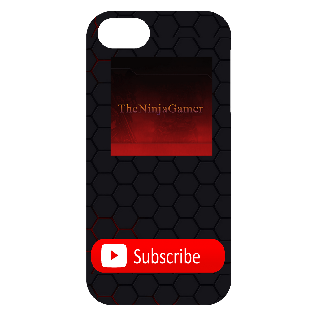 TheNinjaGamer Icon Iphone 5 Tough Case