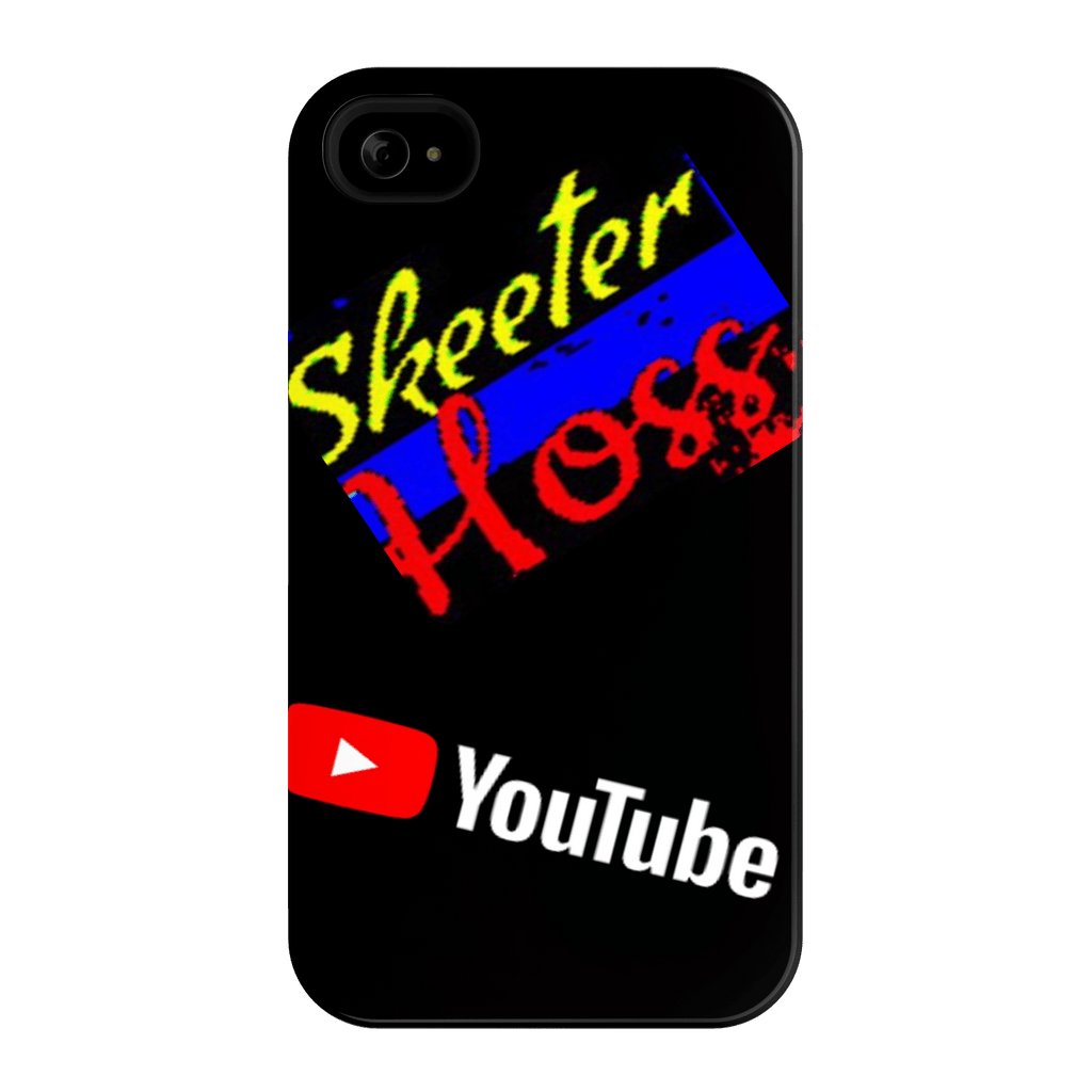 Official Skeeter Hoss Youtube iPhone 4/s Tough Case!