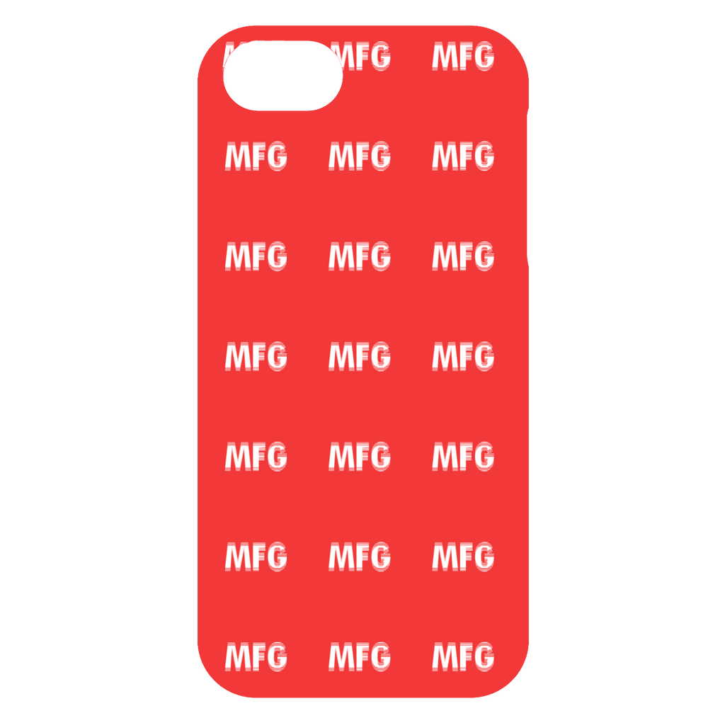 MFG Repeat (small) IPhone 5 Tough Case