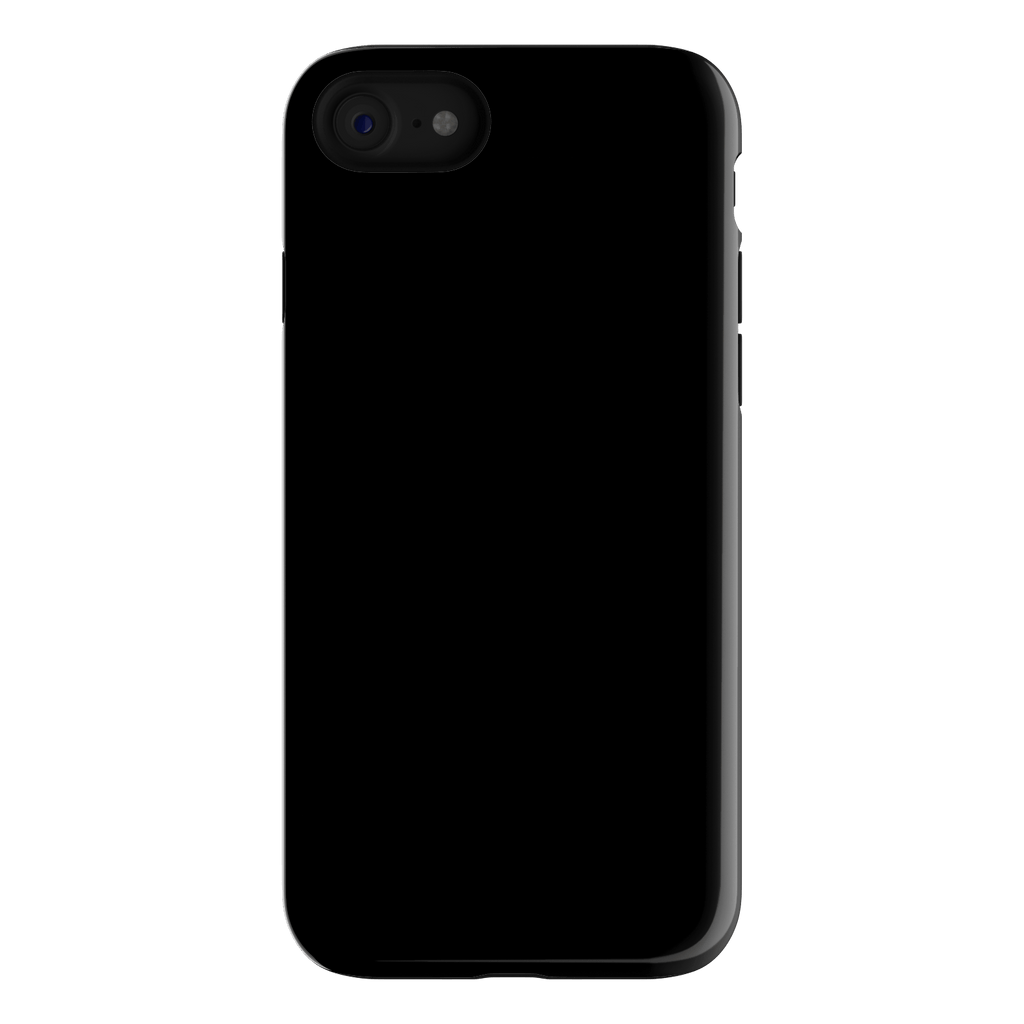 i-Phone 7 Black Case