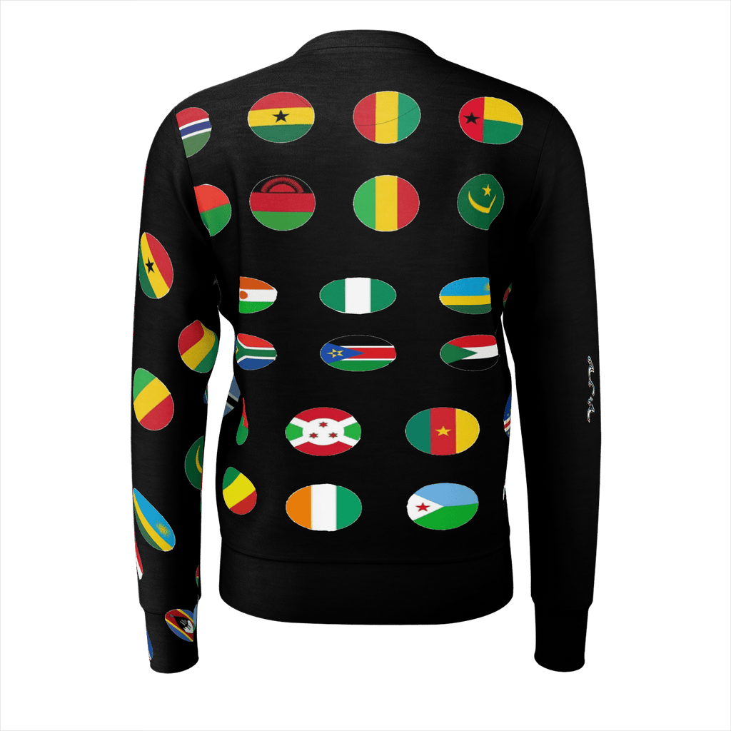Maison de DuBois N.O.A. (Nations of Africa) Crew Sweatshirt