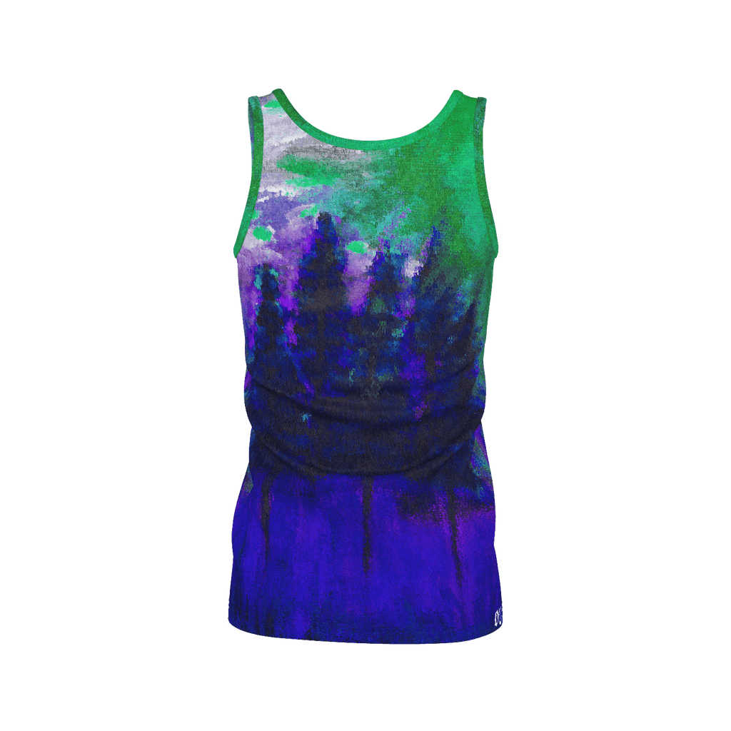 Blue Forest Women's SJ Tank Top
